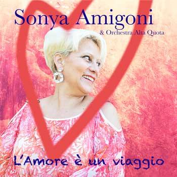 amore è un viaggio sonya amigoni