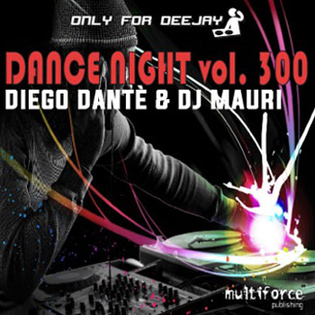 dj mauri dance night