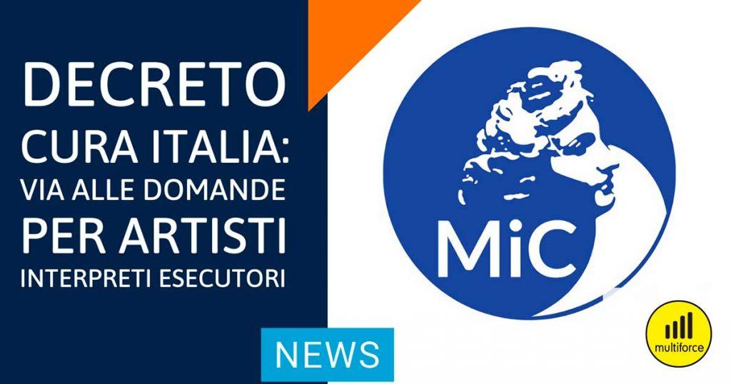 post facebook decreto cura italia nuovoimaie
