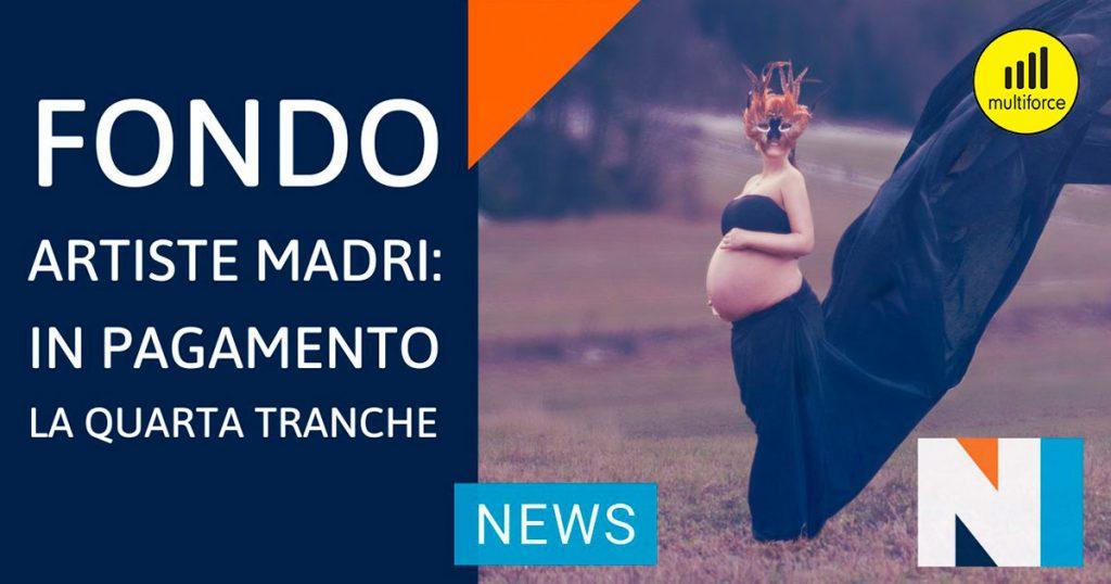 Fondo artiste Madri Nuovo Imaie